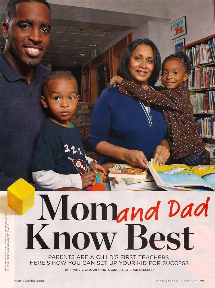 Essence Magazine African American natural lifestyle childhood education