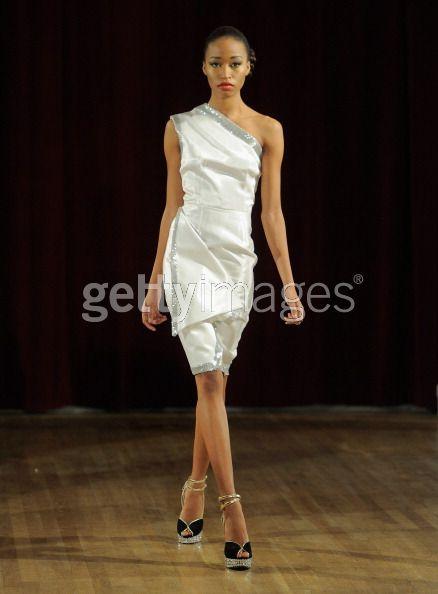Saint Wobil Nw York Fashion Week Fall 2012