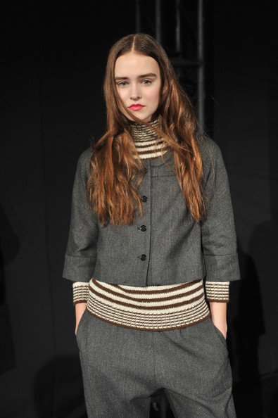 United Bamboo at the Greenshows Collection Presentation MBFW AW12