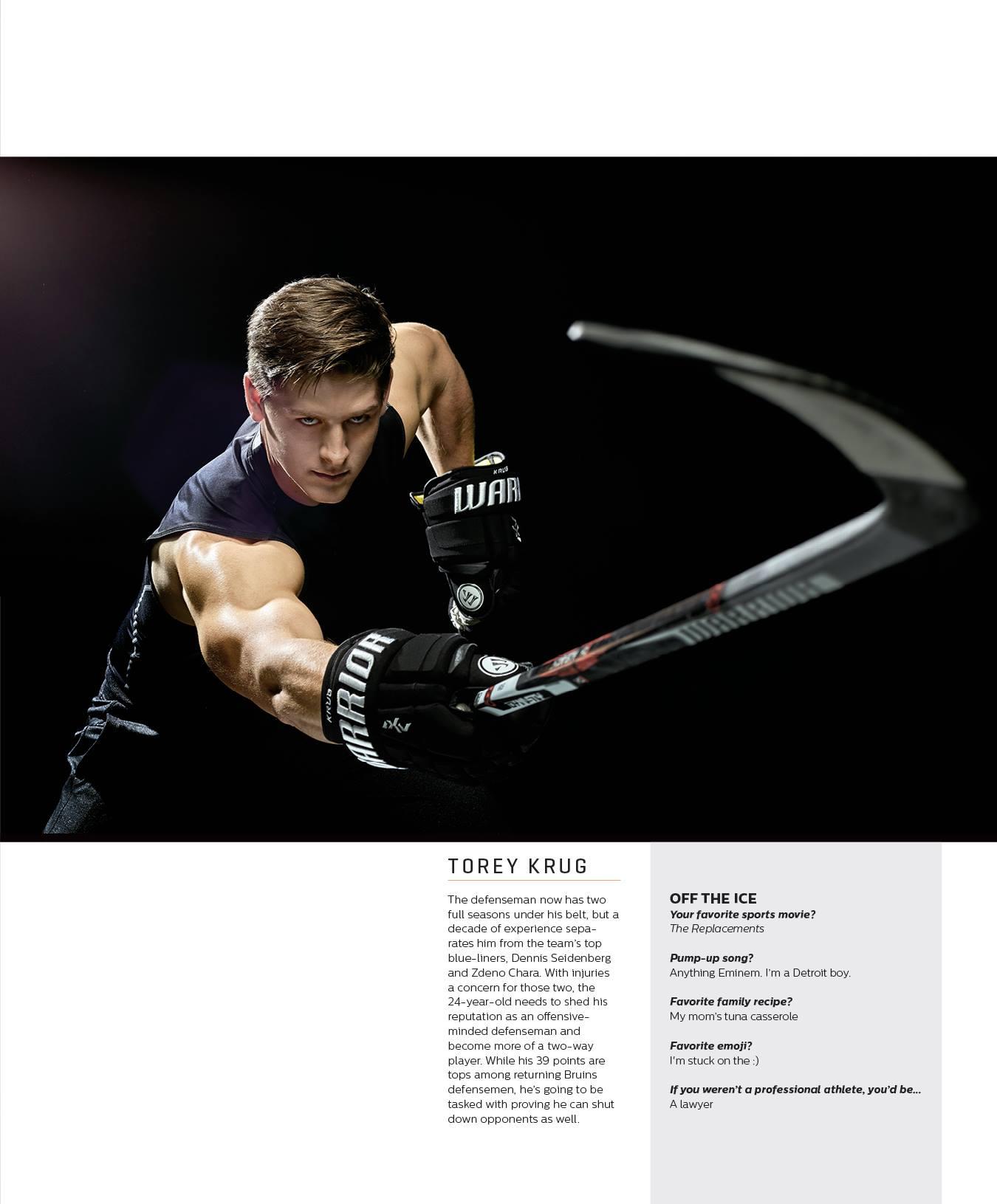 Torey-Krug-Bruins